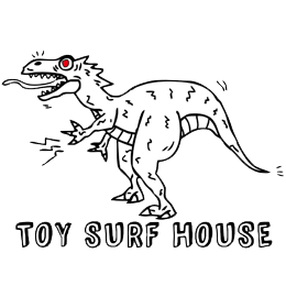 TOY SURF HOUSE